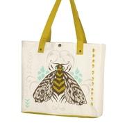 Sarah Watts Bee Shopping Tote