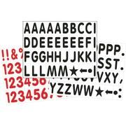 AARCO Rocker Number Letters & Numbers
