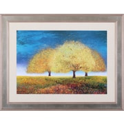 Art Effects Dreaming Trio by Melissa Graves-Brown Framed Painting Print