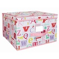 Laura Ashley Jumbo Polyester Storage Box