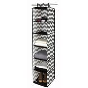 The Macbeth Collection Hanging Closet Organizer