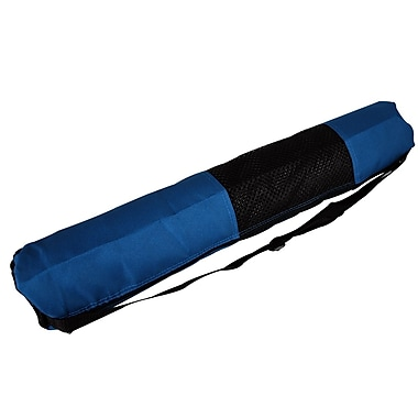Yoga Direct Mat Nylon Bag, Blue