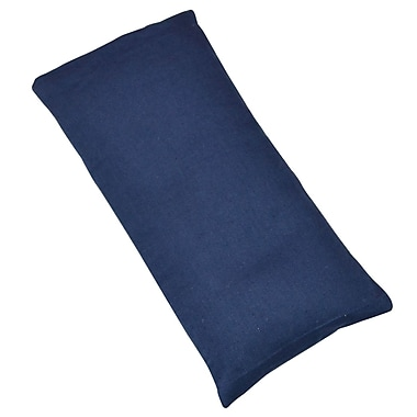 Yoga Direct Small Cotton Eye Pillow, Blue