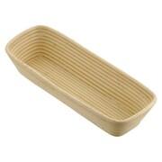 """Schneider™ Rattan Bread Proofing Basket With Plaited Bottom, 15"""" x 5 1/2"""""""