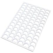 Schneider™ 1.77 Polystyrene Crescent Cutting Sheet