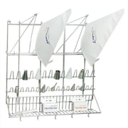 Schneider™ Stainless Steel Wall Rack For Pastry Bag, 19