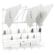 Schneider™ Coated Plastic Wall Rack For Pastry Bags, 19