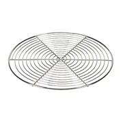"""Schneider™ 12.5"""" Stainless Steel Spiral Pattern Cooling Rack"""