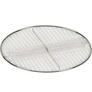 """Schneider™ 12.5"""" Stainless Steel Square Pattern Cooling Rack"""
