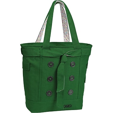 OGIO® Hampton's 15in. x 16 1/2in. x 4in. Women's Tote Bag, Emerald