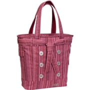 OGIO® Hampton's 15 x 16 1/2 x 4 Women's Tote Bag, Raspberry