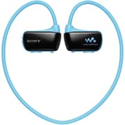 Sony® Walkman W Series 4GB Sports MP3 Player, Blue