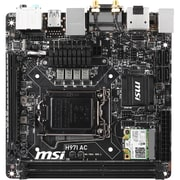 msi™ H97I AC 16GB Desktop Motherboard