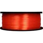 Makerbot® 0.9 kg Spool 1.75 mm PLA Filament F/Replicator 2 Desktop 3D Printer, Translucent Orange
