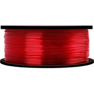 Makerbot® 0.9 kg Spool 1.75 mm PLA Filament F/Replicator 2 Desktop 3D Printer, Translucent Red