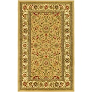 Safavieh Lyndhurst Collection Beige and Ivory Area Rug Polypropylene 3'.3 x 5' x3