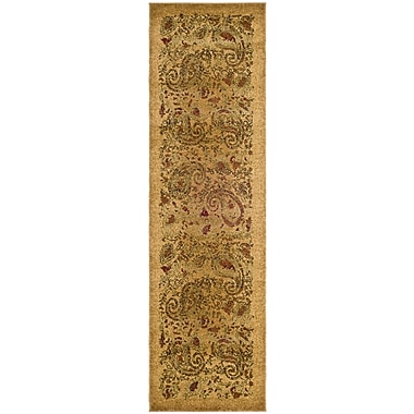 Safavieh Lyndhurst Collection Paisley Runner Polypropylene, 2'3
