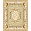 Safavieh Lyndhurst Collection Sage & Ivory Area Rug Polypropylene, 5'-3in. x 7'-6in.
