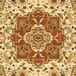 Safavieh Lyndhurst Collection Ivory and Rust Area Rug Polypropylene, 8' x 11'