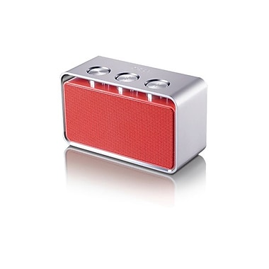 Rapoo A600 Bluetooth Portable NFC Speaker, Red