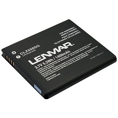 Lenmar Battery for Samsung Galaxy (CLZ550SG), English