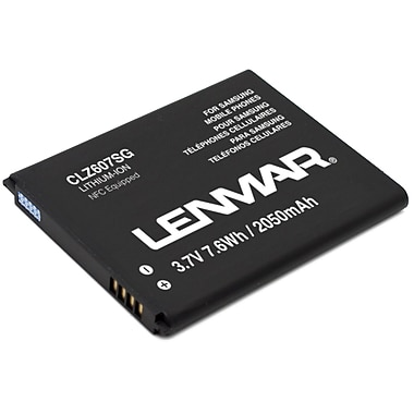 Lenmar Battery for Samsung Galaxy S III CLZ607SG), English