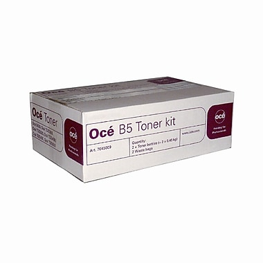 OCE Canada – Trousse de toner TDS320/450/600, 450 grammes, 2 bouteilles