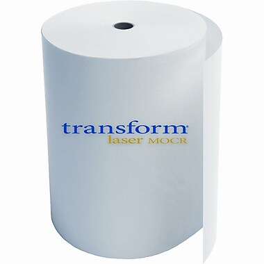 Glatfelter® Transform™ 20 lbs. Laser MOCR Paper, 9.5