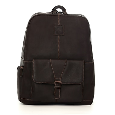Jill-e Designs™ Jack Hemingway Leather Backpack For 15