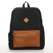 "Jill-e Designs™ Just Dupont Leather Backpacks For 15"" Laptop"
