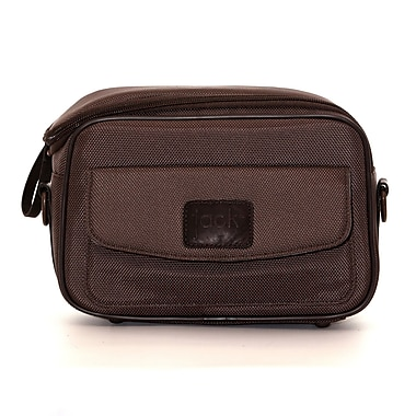 Jill-E Designs Jack Nylon Compact System Camera Bag, Brown