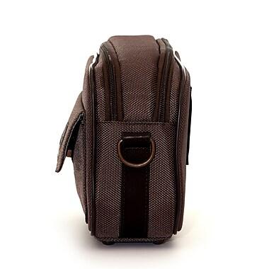 Jill-E Designs – Sac en nylon Jack pour appareil photo compact, brun