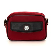 Jill-e Designs™ Microfiber Compact System Camera Bag, Red