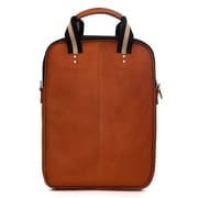 "Jill-e Designs™ Jack Lenox 15"" Leather Laptop Portfolio, Tan"