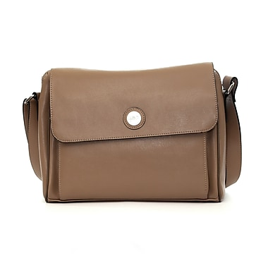 Jill-E Designs Leather Tablet Messenger For 10