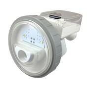 Smart Pool® EZ Light Solar Powered Above-Ground LED Pool Light, White