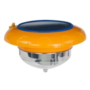 Blue Wave Star-Shine Floating Solar Pool Light, Yellow/Gold