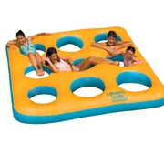 Swimline® Labyrinth Island Inflatable Pool Toy, Yellow