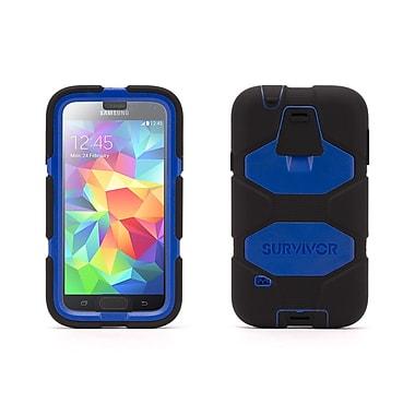 Griffin GB38930 Survivor Case for Samsung Galaxy S5, Blue