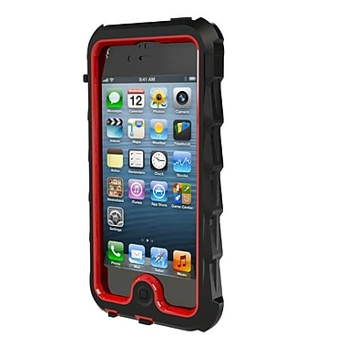 Gumdrop, Drop Tech Series iPhone 5, Black and Red