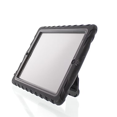 Gumdrop Hideaway with Stand for iPad 3, Black