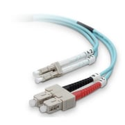 BELKIN - CABLES 49.21' AQUA LO MMD Fiber Optic