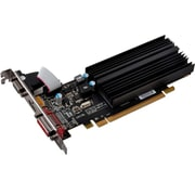 XFX AMD Radeon R5 230 R5230ACLH2 Low Profile PCI-Express Video Card