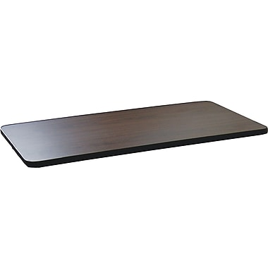 Medline Wood Composite Over Bed Table Top