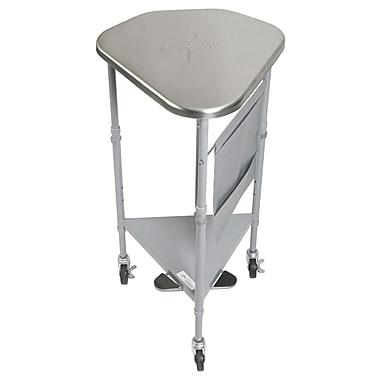 Medline Steel Hamper Stand 18