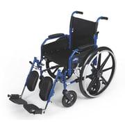 Medline Hybrid 2 Transport Wheelchair