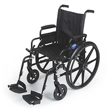 Medline Lightweight Nylon Wheelchair
