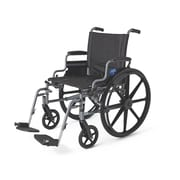 Medline Basic Lightweight Wheelchairs