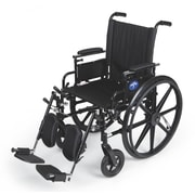 Medline Light Weight Nylon Wheelchair