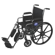 Medline Basic Lightweight Elevating Wheelchairs